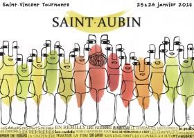Saint Aubin reçoit la St Vincent tournante cette année