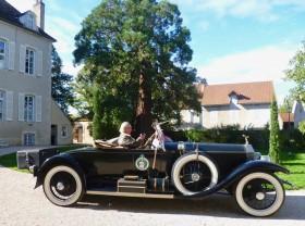 Rolls Royce Silver Ghost 1922