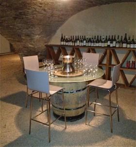 18th century cellar